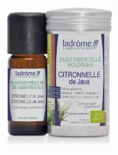 Ladrôme HE Citronnelle de Java 10 ml