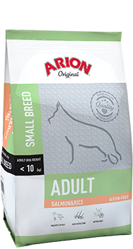 Adult small saumon riz (3 kg)